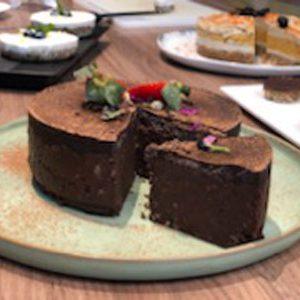 Chocolate cake-edit